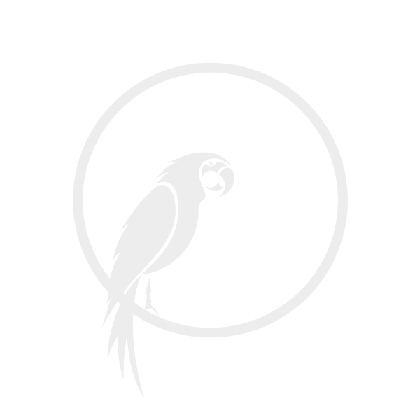 Seletti Tafellamp Bird Sitting White